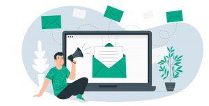 ایمیل مارکتینگ، یک نمونه استراتژی بازاریابی موبایل برای اپ مارکتینگ